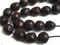 Αρωματικό κομπολόι από μοσχοκάρυδο λαδί