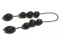 Αρωματικό μπεγλέρι από μοσχοκάρυδο μαύρο