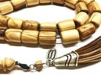 Κομπολόι από Ελληνικό ξύλο ελίας