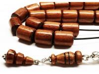 Κομπολόι από ξύλο τριανταφυλλιάς