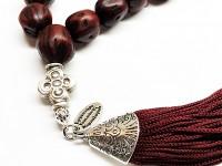 Προσευχητάρι από αρωματικό Μοσχοκάρυδο μπορντό