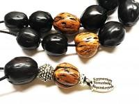 Αρωματικό κομπολόι από Μοσχοκάρυδο