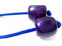 Μπεγλέρι από ρητίνη μπλε